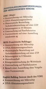 Quelle: Unser Rassehund, Ausgabe 6/2014